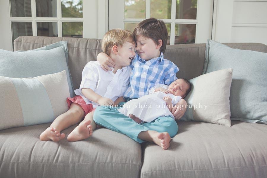 charlotte newborn and family photographer
